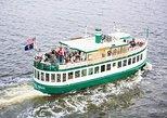 Recorrido histórico con el crucero panorámico Carolina Belle por el puerto de Charleston. Charleston, SC, ESTADOS UNIDOS