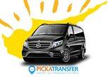 Cyprus Airports Transfers - Ayia Napa to Larnaca Airport - Minivan, Ayia Napa, CHIPRE