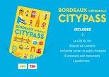 Bordeaux City Pass com entrada no Cité du Vin e ingresso de transporte. Bordeaux, França