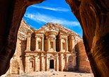 Amman-Petra-Wadi Rum-Mar Muerto: Tour privado de 3 noches por Jordania,