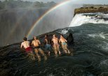 Private Swimming Experience at Devil's Pool in Victoria Falls,