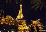 Entrada para o Deck de observação da Torre Eiffel no Paris Las Vegas Hotel,
