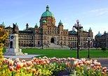 Romantic tour in Victoria, Isla de Vancouver, CANADA