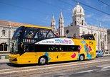 Excursión en autobús con paradas libres en Tagus, Lisboa, PORTUGAL
