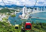 Florianopolis to Balneario Camboriu City Guided Walking Tour,