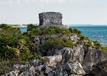 Tulum Archaeological site and Jungle Adventure from Playa del Carmen,