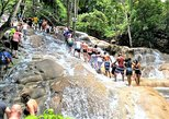 Blue Hole, Secret Falls, and Dunn's River Falls Combo Day-Trip from Montego Bay,