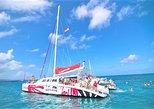 Reggae Catamaran Cruise from Montego Bay,