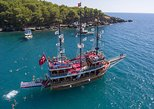 Manavgat Boat Tour from Side, Side, TURQUIA