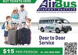 Airport Shuttle Transfer from Sydney City to Sydney Airport,