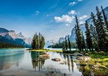 Jasper National Park Tour: Maligne Valley and Medicine Lake,