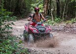ATV Mud Kicking and Snorkeling Experience in Cozumel (Private),