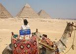 Excursão guiada de meio dia às pirâmides de Gizé com passeio de camelo,