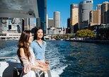 Cruzeiro panorâmico em Sydney Harbour,