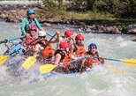 3.5-Hour Sunwapta River Rafting Adventure in Jasper,
