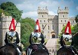 Stonehenge, Castelo de Windsor e Bath de Londres,