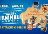 Passe de Sydney: Aquário, torre, zoológico, Madame Tussauds,