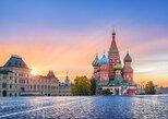 Excursión privada a los lugares de visita obligada de Moscú,