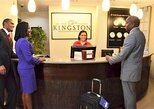 Norman Manley Airport Club Kingston Lounge Access,