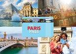 Paris Pass Including Hop-On Hop-Off Bus Tour and Entry to Over 60 Attractions, Paris, França