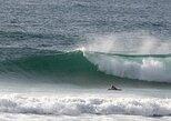 Experiencia de surf para grupos pequeños en Santa Catarina,