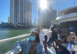 Horizonte de Miami: Happy Hour Sightseeing Sunset Cruise y Millionaire Homes,