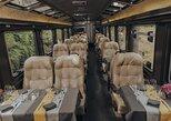 The First Class Machu Picchu Train by Inca Rail,