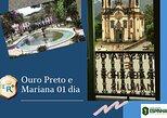 Ouro Preto e Mariana 01 dia,