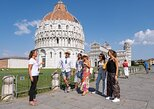 Pisa Sights and Bites Tour with Food Tastings for Small Groups or Private, Pisa, ITALIA