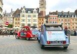 Unique Tour of Lille by Convertible 2CV - 1h00, Lille, França