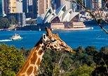Ingresso geral de entrada no Zoológico de Taronga em Sydney,
