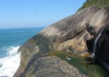 Saco Bravo Waterfall hike (2 days), Paraty, BRAZIL