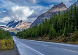 Icefields Parkway: GPS-Guided Audio Driving Tour between Jasper & Lake Louise,