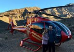Grand Canyon West by Helicopter: Full-Day from Las Vegas,