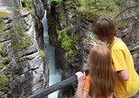 Jasper: Small-Group Maligne Canyon Hiking Tour,