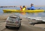 Kayak Sand Combo, Walvis Bay, NAMIBIA