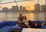 Excursão noturna para navegar de felucca no Rio Nilo ao pôr do sol por 1 hora, no Cairo,