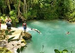 Blue Hole/Secert falls and Dunns River Combo Tour,