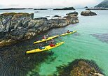 3-Hour Kayak Tour to Grotlesanden Beach, Skjolden, NORUEGA