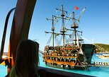 Pirate Adventure Cruise from Side, Side, TURQUIA