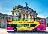 Berlin Hop-on Hop-on Tour: Puerta de Brandenburgo, Catedral de Berlín,