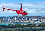 Helicopter Tour Over Montreal,