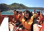 Lagoinha do Leste com Fotos, Bebidas e Passeio de Barco,