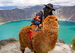 Quilotoa Full Day Tour from Quito with entrances, small groups,