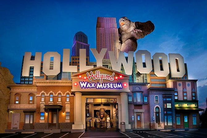 Skip the Line: Hollywood Wax Museum Entertainment Center All-Access Pass Ticket, Branson, MO, ESTADOS UNIDOS