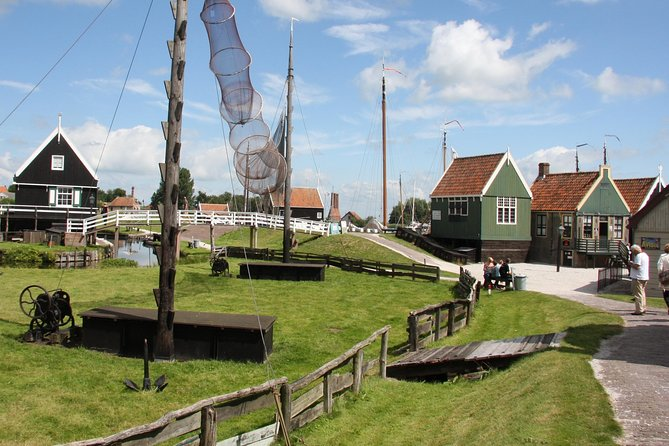 Enjoy a visit to the Zuiderzee Museum in Enkhuizen and learn how people once lived on the shores of the Zuiderzee. See, hear, taste and smell everyday life around the Zuiderzee as it was before the Afsluitdijk (IJsselmeer Barrier Dam) changed the sea into the IJsselmeer in 1932. The Zuiderzee Museum is displays the history, the current situation and the future of this area. It focuses upon the themes of water, crafts and communities. This story is visualized in the Outdoor Museum with historical buildings, and in the Indoor Museum with thematic exhibitions.<br><br>Important: Outdoor museum is open in summerseason only (see tickets). Indoor museum open all year round<br>