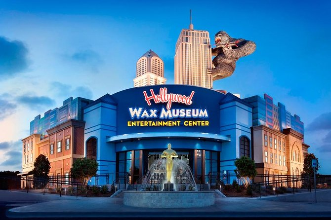 Don't miss the biggest – and most photographed – point of interest in Myrtle Beach. Just look for the Great Ape towering over Highway 17 Bypass, and get ready for some BIG FUN as you will find 3 attractions with exciting adventures for all ages.
