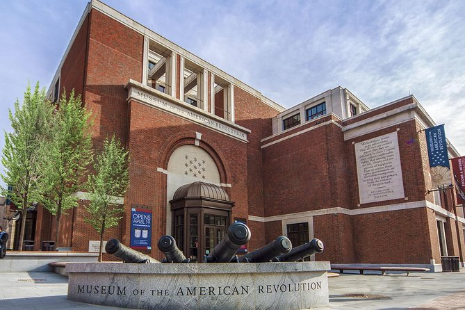 MÁS FOTOS, Skip the Line: Museum of the American Revolution Admission Ticket