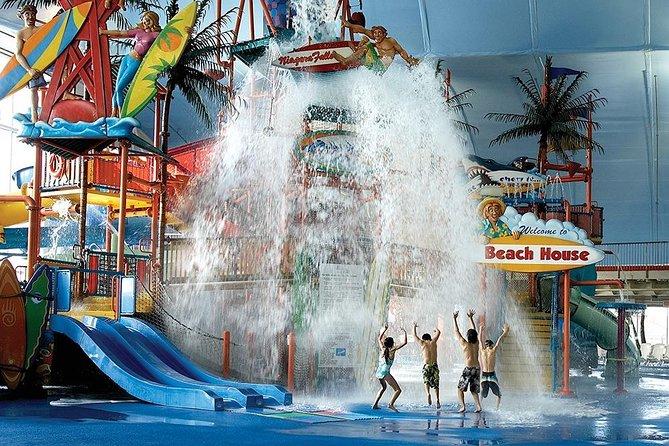 Fallsview Indoor Waterpark Day Pass, Cataratas del Niagara, CANADA