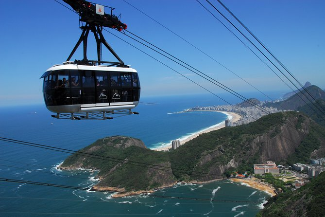 A visit to Rio de Janeiro is not complete without a stop at Sugar Loaf Mountain. Pre-purchase your skip-the-line tickets and gain priority access to Sugar Loafcable cars. Marvel at breathtaking 360 degree views of Rio de Janeiro, and take in panoramic shots of surrounding beaches, mountains, and forests. Your skip-the-line ticket is valid for any time on the day selected and you can spend as much time as you want at the top of Sugar Loaf Mountain.